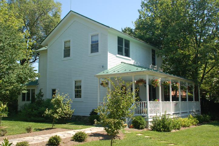 Thomas talbot exclusive real estate middleburg virginia for Unison house